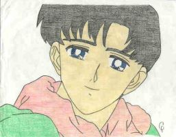 chiba mamoru by girls-are-weird