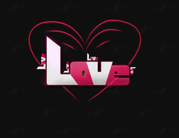 Love and Heart by Grafi-Ray