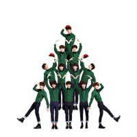 EXO December Comeback PNG by sarielk