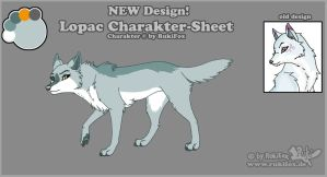Lopac NEW Design by RukiFox