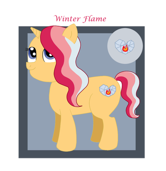 [OurTimeNG] Winter Flame by PrincessOfSunflowers