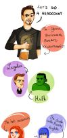 A vengers by pinkwater1211