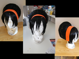Toph wig commission 5 by maggifan