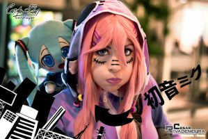 Matryoshka vs Hatsune Miku by DarkTifaStrife