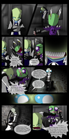 Insanity comic by RoboticMasterMind