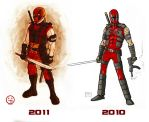 Deadpool Revamped 2010-2011 by Andrew-ak-47