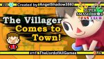 The Villager Challenger Approaching by AngelShadow3593