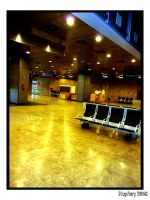 Airport Lounge by crystalfalls