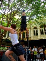 Street Theater, Brisbane by Tiberius47