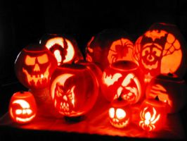 Halloween Collection by Ivette-Stock