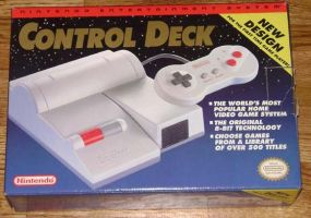 I plan on getting a NES top loader by H311LORD