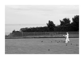 lawn bowling with views by lightdrafter