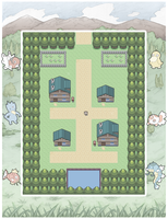 Twinleaf Town by Kyle-Dove