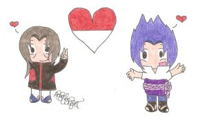 Uchiha Love by sparkly-purple-ninja