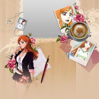 orihime bleach FREE Youtube BG by demeters