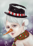 Merry Christmas !!!Snowman by yuel0824