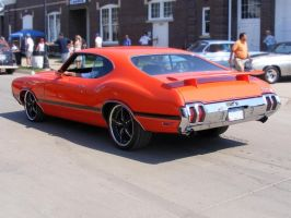 Olds 442 by colts4us