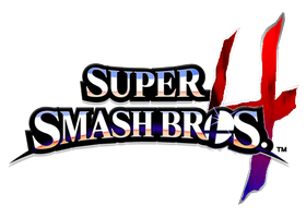 Custom SSB4 logo by DerpMP6