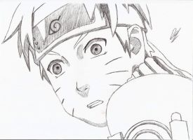 Naruto by D-raw-ing