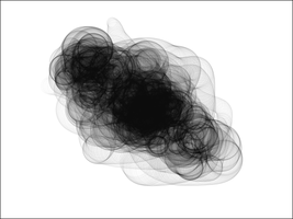 Squiggle - Processing by echomrg