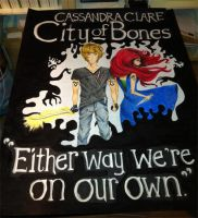 City of Bones Poster by panette