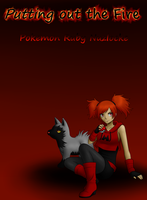 Pokemon Ruby Comic: Putting out the Fire Cover by cocosnowlo