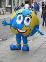 Globetrotter by e-s-d