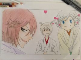 Kamisama Kiss!! by TheSassyFox
