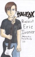 Eric Ivener of Halifax by MelyssaThePunkRocker