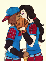 Korrasami Collab by Katantoon