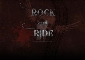 ROCK and RIDE 01 vers 2 by James-B-Roger