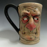 The Contemplator Mug - FOR SALE by thebigduluth