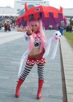 Perona ID by speckles-cosplay
