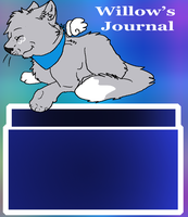 willowinthesky's deluxe journal skin by Speckelpelt