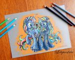 Commission Shamus and Becky by Letquestria