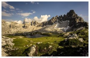 Monte Paterno by JamesRushforth