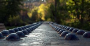 Bolts of a round - Bridge by SurfTiki