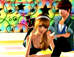 Forever young by TheSims3KawaiiMaker