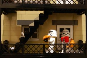 The Outskirts of Lego Town 02 by adgimenez