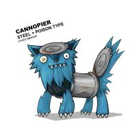Cannopier by k-hots