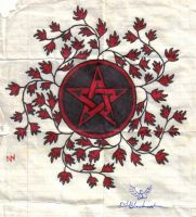 pentacle by ratgirl