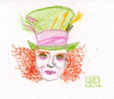 Mad Hatter by animeninjaNIPPON
