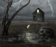 Witch House by mKgfx