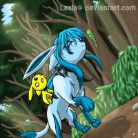 Pokemon Dungeon Mission 1 by Laxia