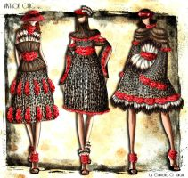 Vintage Chic - Outfits by Nellista