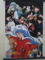 My Poster of Inuyasha :3 by SEGAVale