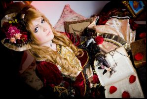 Hizaki: The Lord is my light by general-kuroru