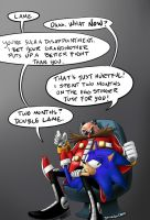 SonEggman - After the Fight by yorubikari