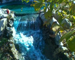 its a waterfall by Loveless-Poet