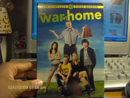 War at Home Dvd Season 1 Front by ILoveCP